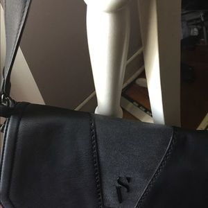 Vera wang black purse !